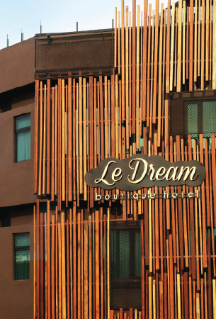 Le dream boutique hotel for Le boutique hotel